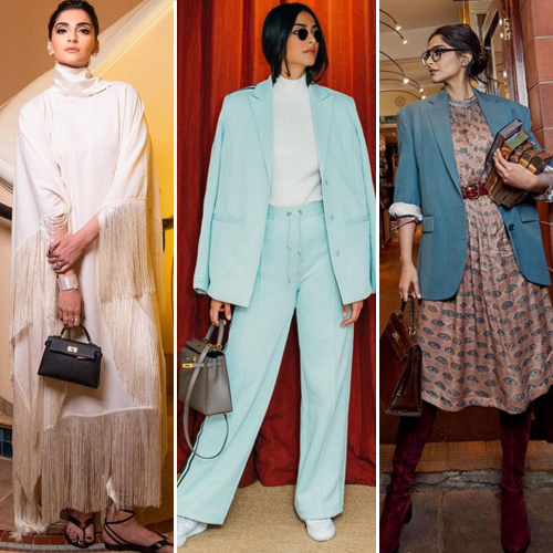 Ace winter fashion with Sonam Kapoor`s 9 outfits, ace winter fashion with sonam kapoor 9 outfits,  sonam kapoor stylish looks,  style lessons to learn from sonam kapoor,  dresses to steal  from sonam kapoor wardrode,  sonam kapoor latest outfits,  winter fashion,  fashion tips,  fashion trends 2021,  ifairer