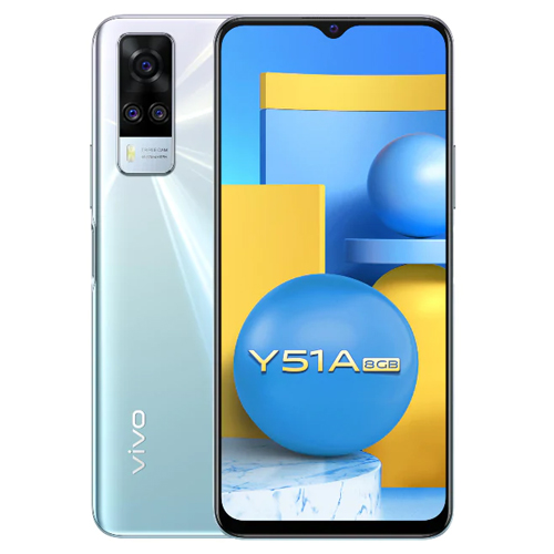 Vivo Y51A launched in India with 48MP triple cameras and 5 more features, vivo y51a launched in india with 48mp triple cameras and 5 more features,  vivo y51a,  price,  features,  specifications,  technology