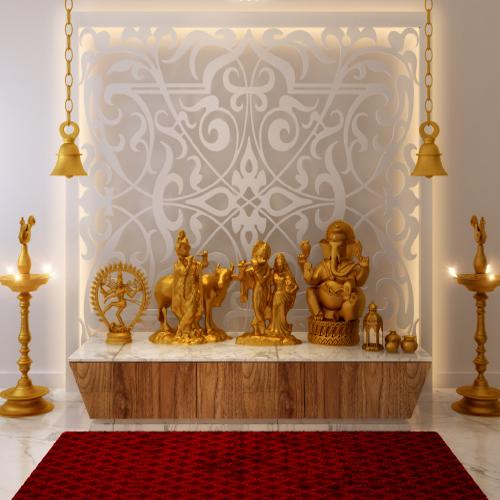Vastu Tips For Puja Ghar: Best Direction, Colors and Design, vastu tips for puja ghar: best direction,  colors and design,  vastu tips for pooja room,  vastu shastra for pooja room,  pooja room vastu tips,  vastu tips,  ifairer