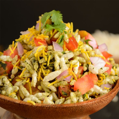Recipe Bombay Chaat with Papdi , recipe bombay chaat with papdi,  how to make bhel puri make,  bhel puri recipe,  recipe,  ifairer