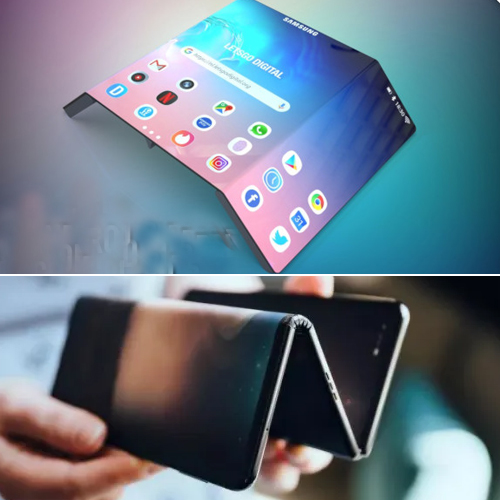 Confirm: Samsung working on rollable and slidable displays, confirm,  samsung working on rollable and slidable displays,  samsung rollable and slidable displays,  samsung new smartphone,  technology,  ifairer