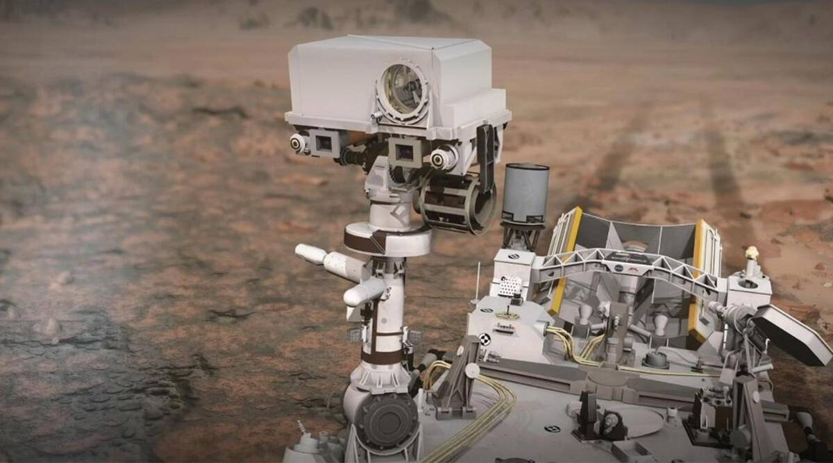 NASA releases audio recordings of first wind sounds, laser strikes captured on Mars, nasa, mars rovers, first audio recordings of laser strikes on mars