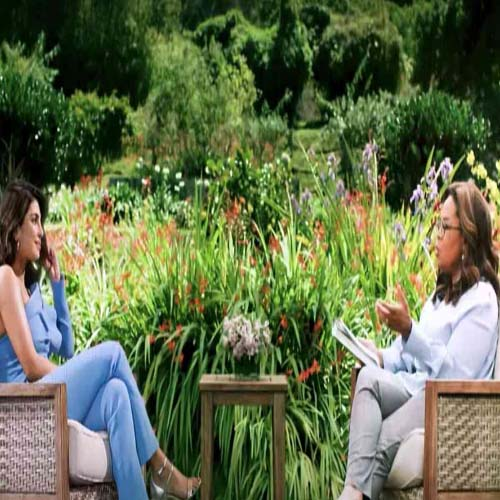 Priyanka Chopra is going to be appearing as a guest on SUPER SOUL , super soul,  priyanka chopra,  oprah winfrey