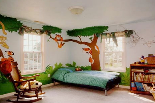 LET your kids be their interior DESIGNER!!, creative,  fun,  kids room,  decorating ideas,  let your kids be their interior designer