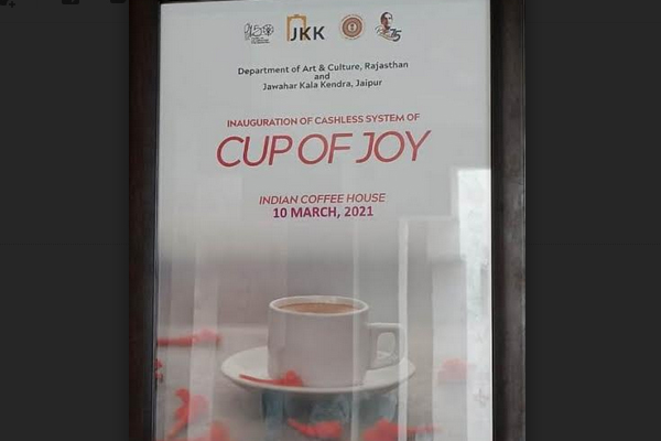 CUP OF JOY INITIATIVE AT JKK ENCOURAGES VISITORS TO PAY IT FORWARD WITH FREE COFFEES