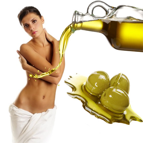 Olive Oil provides a beautiful body