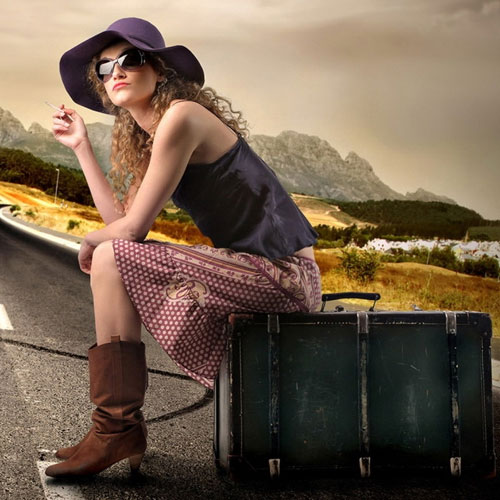Travel beauty tips and look fabulous