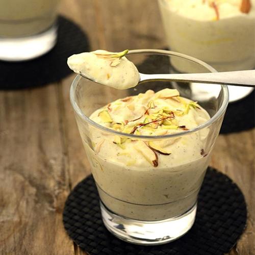 Dessert Recipe: Mango Shrikhand