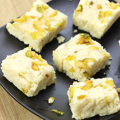 Vrat special recipe: How to make Kalakand , vrat special recipe,  how to make kalakand,  kalakand recipe,  recipe for kalakand,  sweets recipe,  sawan special recipe,  main course,  ifairer