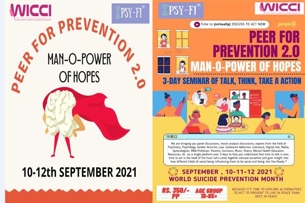 Peer for Prevention - MAN-O-POWER OF HOPES