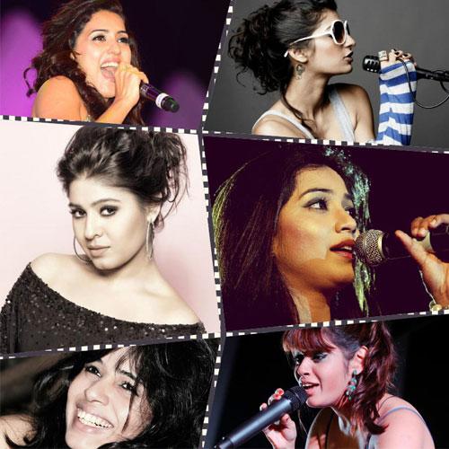 17 Hottest female singer of Bollywood, 17 hottest female singer of b-town,  singing divas in bollywood,  bollywood news,  bollywood gossip,  latest bollywood updates,  hottest female singer of b-town,  ifairer