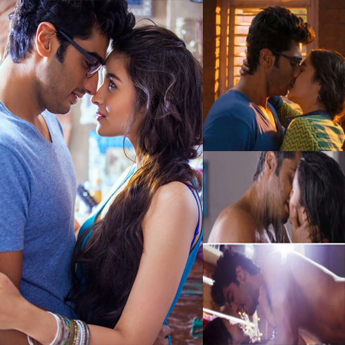 2 States releases its first song 'Offo', 2 states,  alia bhatt,  arjun kapoor,  arjun alia kissing,  kissing,  sizzling couple bollywood,  bollywood news,  bollywood gossips,  bollywood,  bollywood masala,  offo song