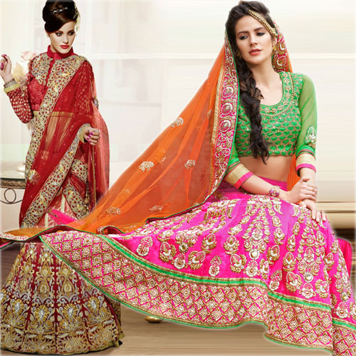 4 Traditional ways to look gorgeous this karva..., 4 traditional way to look gorgeous on this karva chauth,  traditional way to look gorgeous on this karva chauth,  saree for karva chauth,  fashion tips,  fashion,  ifairer