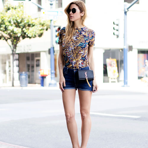 4 Ways To wear Cutoffs, 4 ways to wear cutoffs, clam diggers, bermuda style, classic length, micro shorts,  fashion trends,  fashionable cutoffs,  cutoffs for your body type,  cutoffs that suit your body type,  ways to wear cutoffs,  means to wear cutoffs,  steps to wear cutoffs,  cutoffs and body type,  cutoffs a style statement,  which cutoffs to go with,  which cutoff should i wear,  fashion,  ifairer
