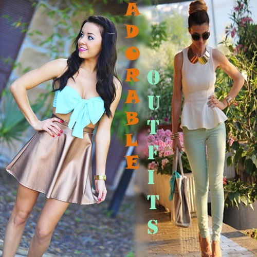 5 Adorable Overall Outfit Ideas To Recreate , 5 adorable overall outfit ideas to recreate, colorful, denim,  leather, all-white, overalls dress,  fashion tips 2014,  ways to look fashionable,  adorable outfits to be worn,  fashion sense to be recreated,  ifairer,  tips for adorable fashion,  fashion trends,  fashion tips