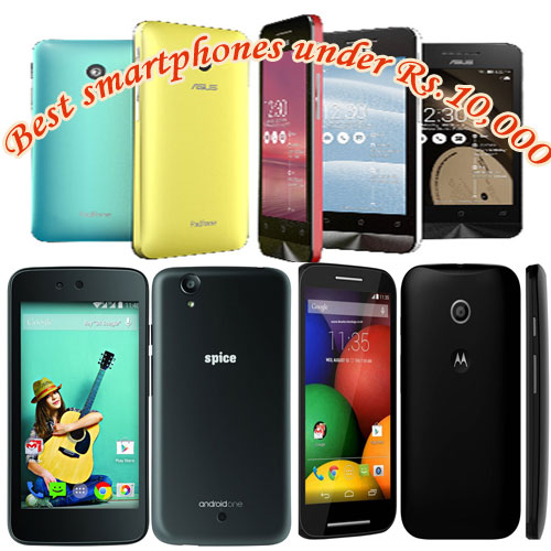 5 Best smartphones under Rs.10,000, 5 best smartphones under rs.10, 000,  gadgets,  technology,  best smartphones,  smartphones,  ifairer
