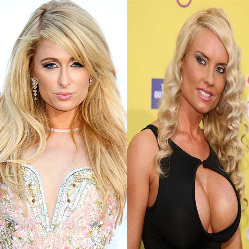 5 Celebs Whose Plastic Surgery Went Wrong, 5 celebs whose plastic surgery went wrong, paris hilton, daryl hannah, dolly parton, nicole coco austin, carrot top