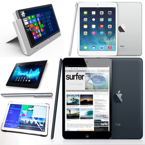 5 Classy tablet options in India!