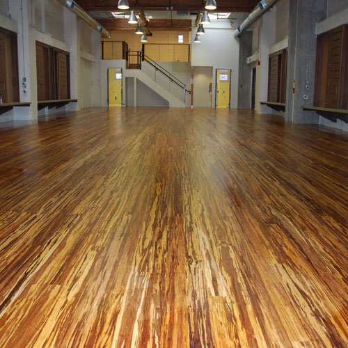 5 eco friendly flooring options for your new floor slide for Eco bamboo flooring