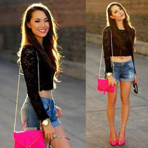 5 Fashion Dos And Donts If You Have Short Legs , 5 fashion dos and donts if you have short legs, keep colors simple, higher hemline, avoid ankle straps, heels, no tight pants,  styling tips for short leged girls,  styling tips,  fashion trends for short leged girls,  ifairer,  fashion tips,  fashion
