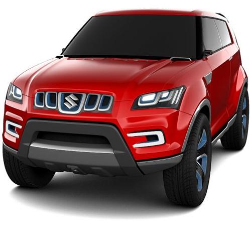 5 gorgeous mini-SUVs that will soon hit Indian roads    , 5 gorgeous mini-suvs that will soon hit indian roads,  suzuki xa-alpha,  tata nexon,  chevrolet adra,  vw taigun,  mahindra s10,  latest news,  automobile news