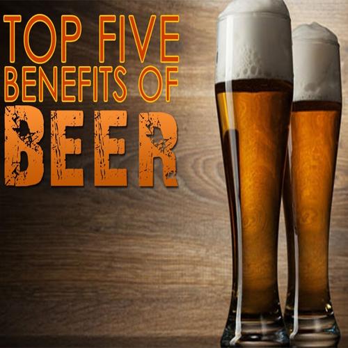 5 Health Benefits Of Beer! Slide 1, ifairer.com