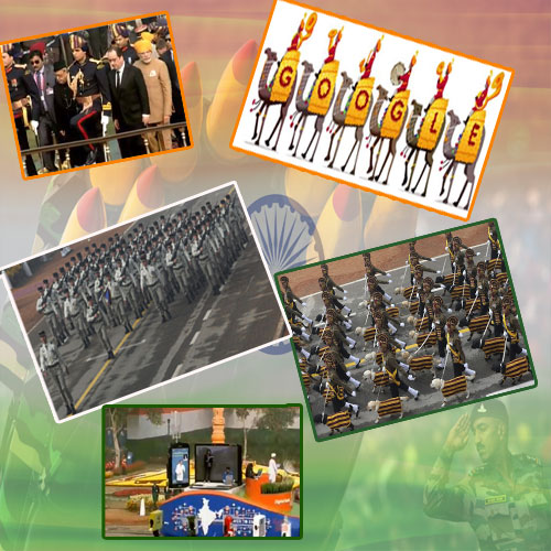 5 Highlights of this Republic Day , 5 highlights of this republic day,  new things of this republic day,  67th republic day major points,  5 highlights of 67th republic day,  general articles,  ifairer