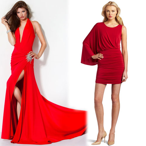 5 Hot Red Dresses , 5 hot red dresses, simple and fabulous, tight red, show some skin, big and flowing,  twirly skirt,  look red hot in red dresses,  the best red dresses,  which red dresses one should wear,  ifairer,  red hot dresses,  hot red dresses,  which 5 red hot dresses one should wear