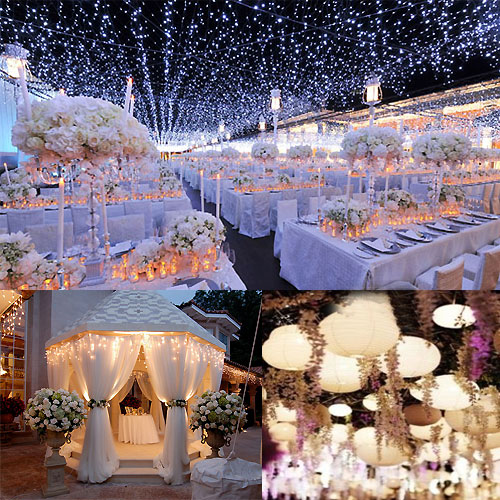 5 Ideas For Wedding Hall Decoration Slide 3, Ifairer.com