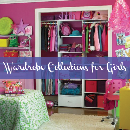 5 Important Wardrobe Collections for Girls