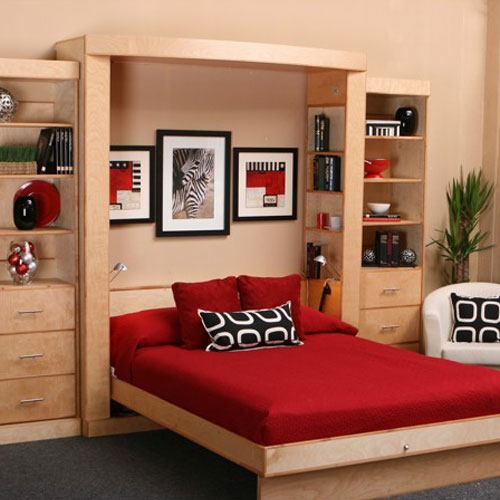 5 Pattern of Modern Wall Beds