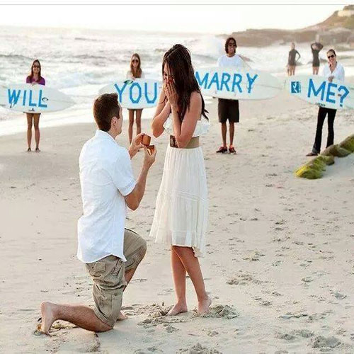 best way to propose a girl for love