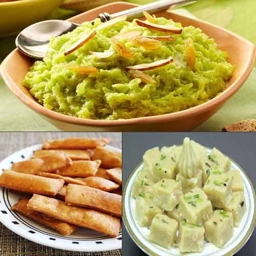 5 Saawan festive recipes, 5 saawan festive recipes,  saawan special recipes,  recipe for indian festival,  sabudana upma recipe,  kutu namakpare recipe,  aloo ka halwa recipe,  lauki ka halwa recipe,  kaju paneer burfi recipe,  recipe,  desserts,  ifairer