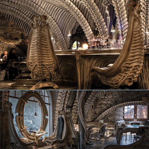 5 Sci Fi Themed Hotels Around The World, Sci Fi Themed Hotels Around