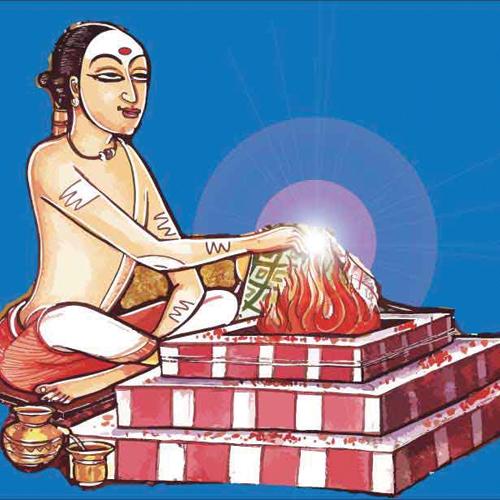 Bodhayana Brahmayagnam - Vedabhavan