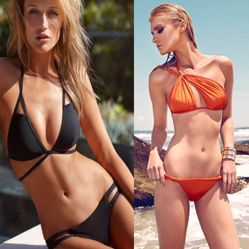 5 Swimwear Trends For Beach Babes, 5 swimwear trends for beach babes, the plunging neck line one-piece, sexy and sporty,  ravishing ruffles, fabulous flutter top, crazy cut-outs,  fashion,  fashion tips,  ifairer,  swimwear trends,  fashion trends,  best swimwear,  things to wear on beach,  dresses to wear on beach