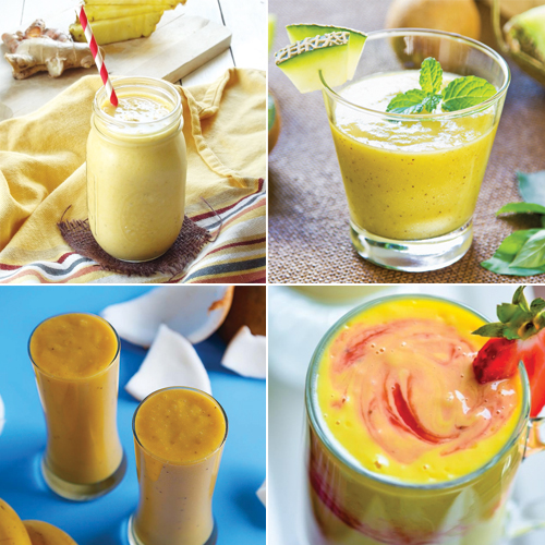 5 Thirst Quenching Smoothie Recipes for fitness freaks, 5 thirst quenching smoothie recipes for fitness freaks,  cucumber apple and ginger smoothie,  honeydew almond smoothie,  mango and yogurt smoothie,  banana ginger smoothie,  drinks,  ifairer