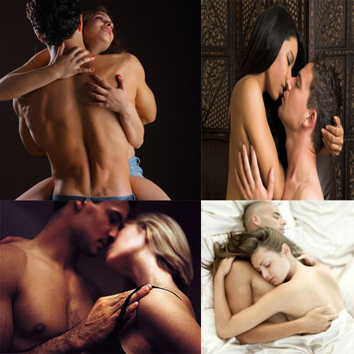 5 Types Of Exciting Positions To Try In Bed  