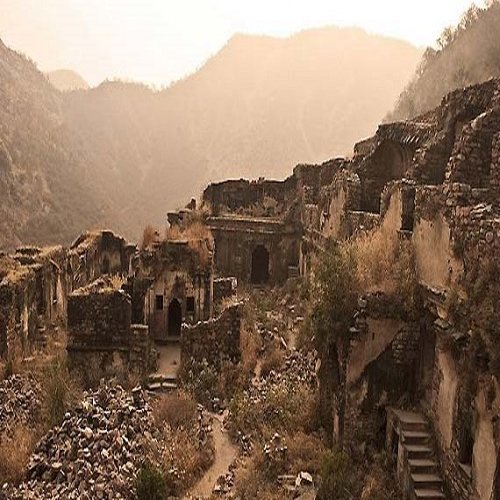 Haunted Places List In India: 5 Unknown Facts About Bhangarh! Slide 4, Ifairer.com
