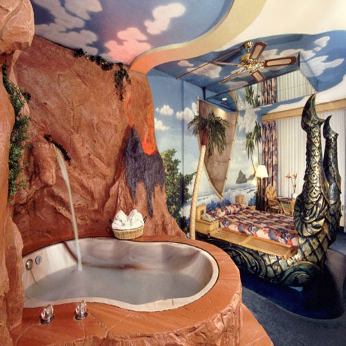 5 unusual hotels around the world slide 1 for Interesting hotels around the world
