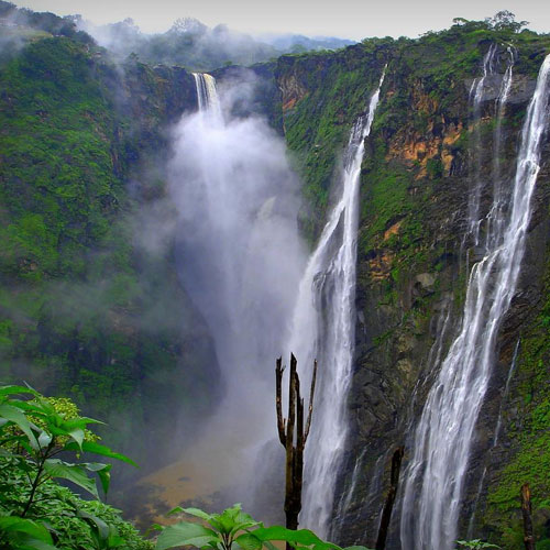 5 Waterfalls Of India You Must See, 5 waterfalls of india you must see, jog falls, dudhsagar falls, athirappilly falls, chitrakoot falls, hogenakkal falls,  best waterfalls of india,  waterfalls,  waterfalls of india,  places to be visited in india,  must visit waterfalls of india,  best waterfalls of india,  indian destinations,  travel,  ifairer,  must see waterfalls,  waterfalls you should not miss out,  breathtaking waterfalls of india,  picinc spots,  holiday destinations,  holiday destinations of india