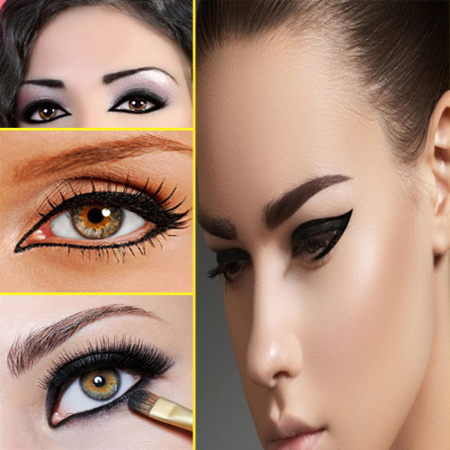 5 Ways to Do Your Eyeliner, 5 ways to do your eyeliner,  ways to do your eyeliner,  eyeliner,  how to use eyeliner,  tips for using eyeliner,  beauty tips,  tips for beauty,  trends ways to do your eyeliner,  how to make beautiful eyes,  makeup tips,  tips for eye makeup,  best eyeliner for your eyes,  how to make eyes beautiful