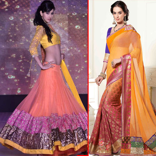 5 Ways to go traditional this Diwali, 5 ways to go traditional this diwali,  ways to go traditional this diwali,  traditional and modern looks for diwali,  dress up for diwali,  fashion tips,  fashion trends,  ifairer