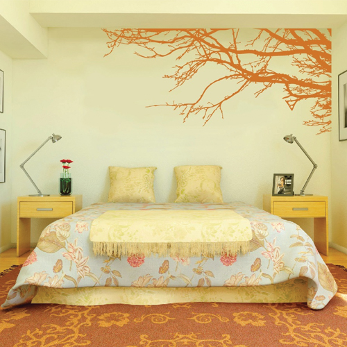 48 Awesome Ways To Decorate Bedroom Master Wall Slide 48 Ifairer Simple Ways To Decorate Bedroom Walls