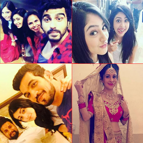 6 Best Instagram pics to TV star of this week, 6 best instagram pics to tv star of this week,  arjun bijlani,  niti taylor,  namish taneja,  kavita kaushik,   roop durgapal here is a look at the best of tv insta this week,  best instagram of tv celebs feb 2016,  tv gossips,  indian tv celebs news,  ifairer