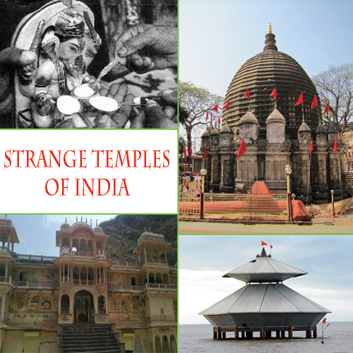 Strange Temples of India where Miracles happen, strange temples of india where miracles happen,  miraculous temples of india,  temples of india where miracles happen,  unconventional temples of india,  general,  articles,  ifairer