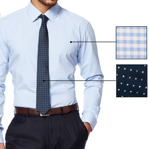 6 styling tips on how to match ties with shirts slide 2 for Matching ties with shirts