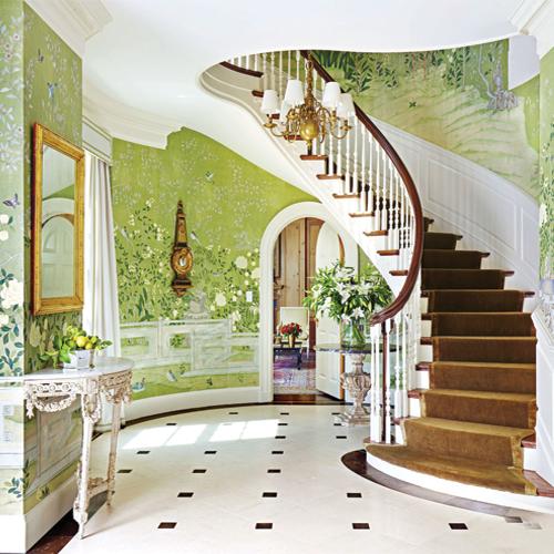 6 stylish designer staircases for modern home slide 2 for Modern home decor articles