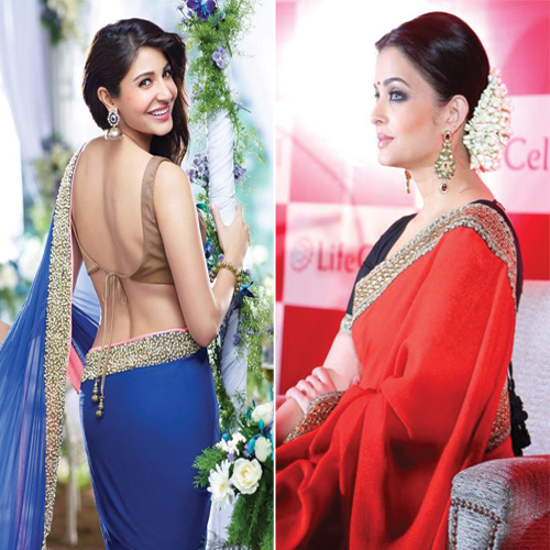 7 Accessories that complete your Saree look , 7 complimenting accessories on sarees,  accessories that complete your sarees look,  choosing the right accessories,  accessories on sarees,  accessories that compliment sarees,  fashion accessories,  ifairer