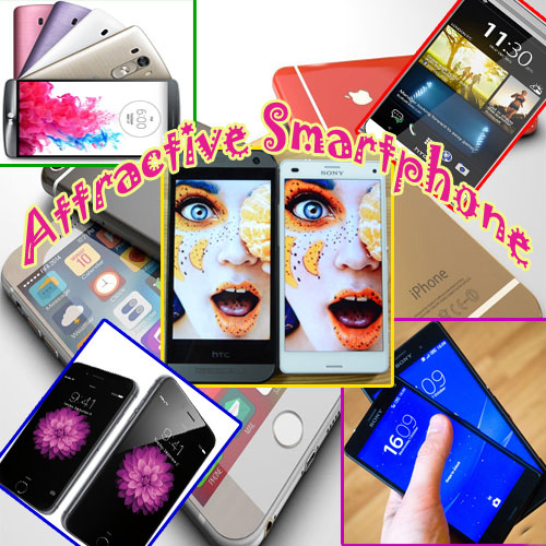 7 Attractive Smartphone